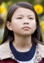Hollie Lo, actress,