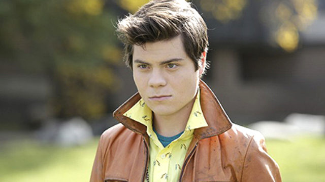 Atticus Mitchell, actor,
