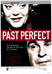 Poster for the film Past Perfect.