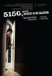 5150, Rue des Ormes, movie poster,
