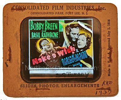 Bobby Breen - Glass Slides