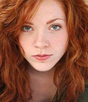 Catherine Bérubé, actress,