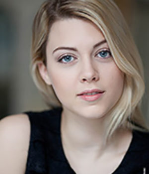 Catherine St-Laurent, actress,