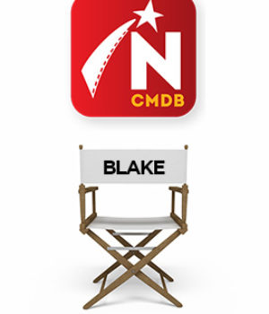 Chazrin Blake, actress,