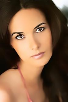 Christine Chatelain, actress,