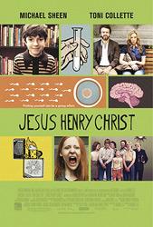 Jesus Henry Christ, movie, poster,