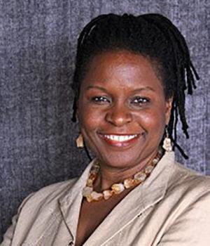 Karen King, producer,