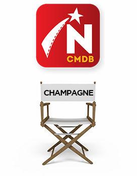 Lyne Champagne, actress,