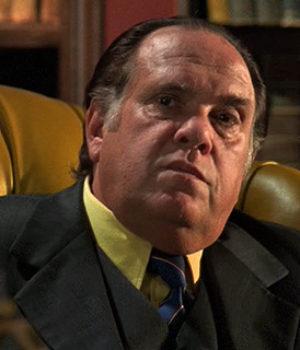 Maury Chaykin as Nero Wolfe