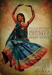 Midnight's Children, movie, poster,