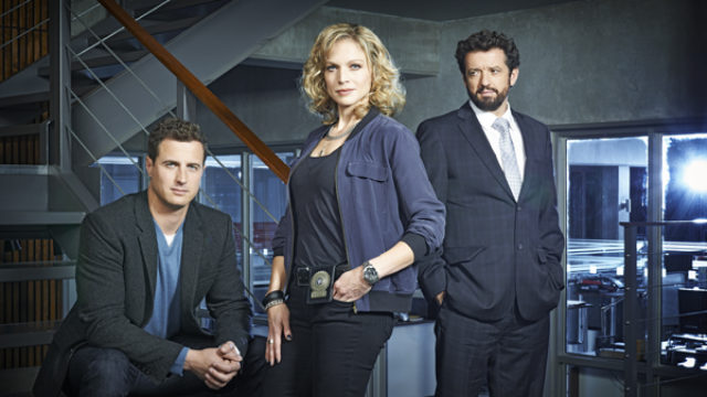 Motive, CTV series