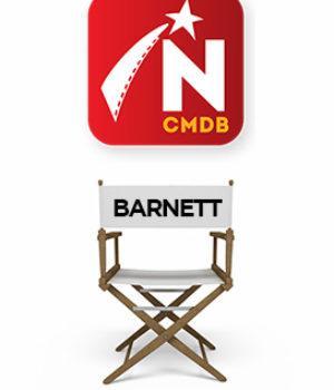 Nikki Barnett, actress,