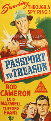 Passport to Treason, movie, poster,