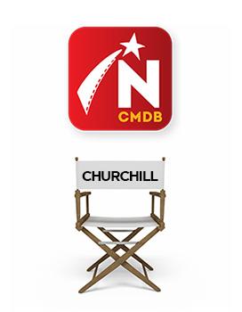 Phil Churchill, actor,