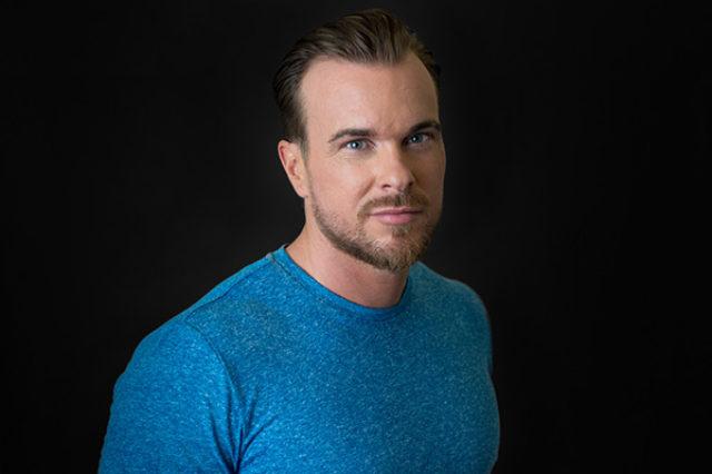 Ry Barrett, actor,