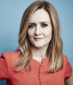 Samantha Bee, comedian, actress,
