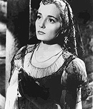 Suzanne Cloutier, actress