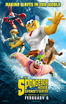 ;The SpongeBob Movie, poster;