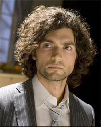 David Alpay, actor,