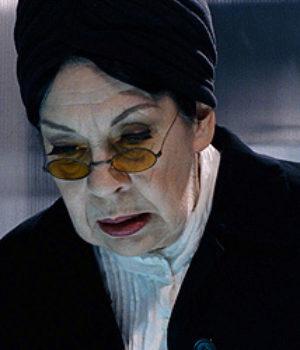 Catherine Bégin, actress,