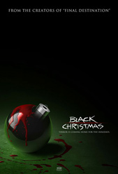 Black Christmas, 2006, movie poster,