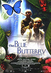 ;The Blue Butterfly, movie poster;