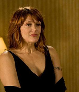 Lynda Boyd, actress,