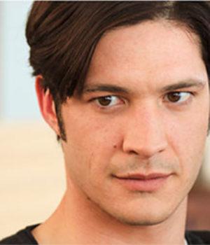 Éric Bruneau, actor,