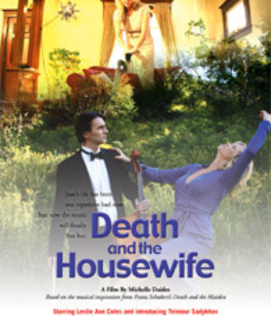 Death and he Housewife, movie poster