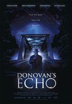 Donovan's Echo, movie, poster,