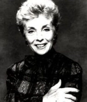 Susan Douglas Rubes, actress,