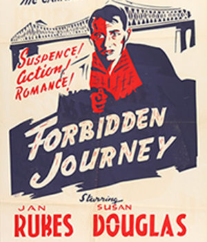 Forbidden Journey movie poster