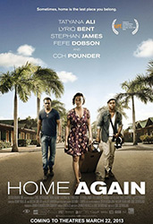 Home Again, movie poster