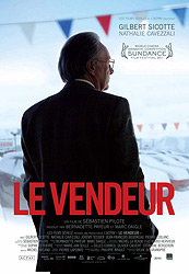 Le vendeur, movie poster