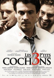 Les 3 petit cochons, movie poster