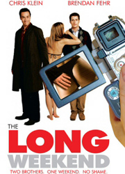 The Long Weekend, movie poster