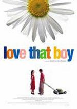Love That Boy, movie, poster,