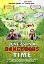 Lovers in a Dangerous Time, movie, poster,