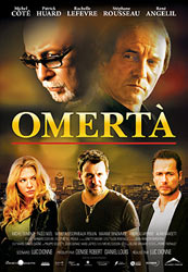 Poster for the 2012 movie, Omertà