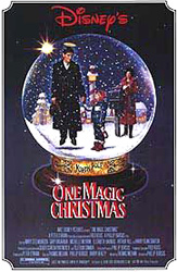 One Magic Christmas, movie poster,