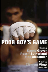 ;Poor Boy`s Game, movie poster;