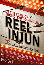 Reel Injun, movie, poster,