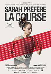Sarah préfère la course, movie poster