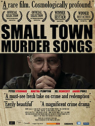 Small Town Murder Songs, movie poster