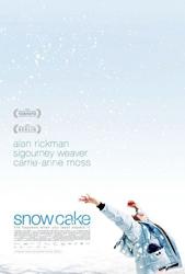 Snow Cake, movie poster