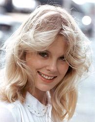 Dorothy Stratten, actress,