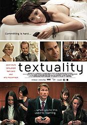 Textuality, 2011 movie poster.