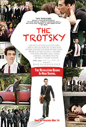 oster for the 2009 movie, The Trotsky