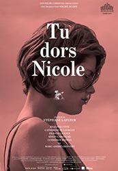 Tu Dors Nicole, movie, poster