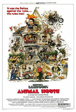 Animal House, movie poster.